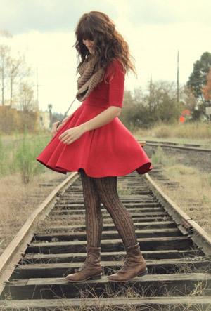 مدل های زیبای بلوز و دامن