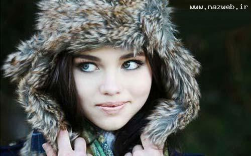 عکس های دیدنی از دختران زیبا و جذاب خارجی