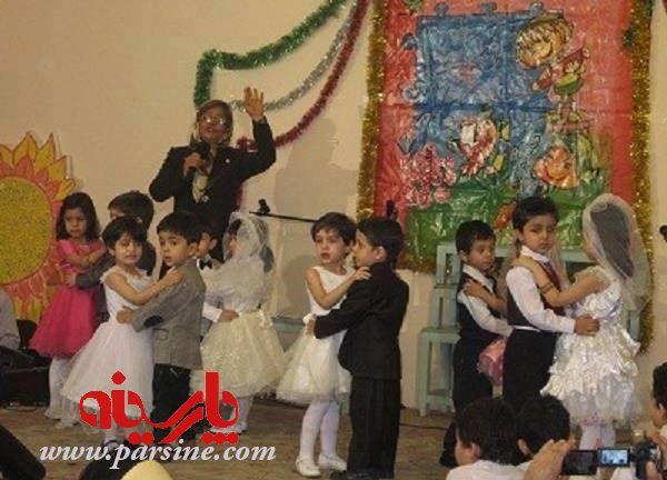 آموزش رقص در مهدکودک
