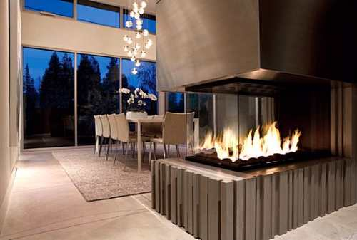 جدیدترین مدل های شومینه مدرن ویژه منزل