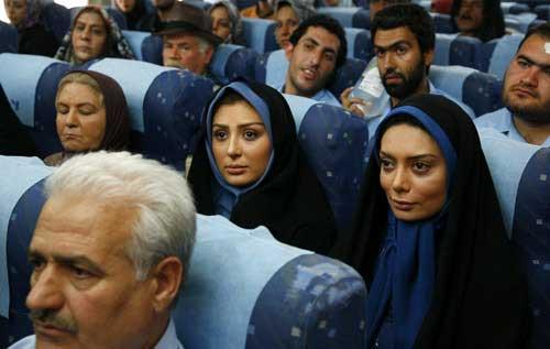 11789 8881 بازیگران زن ایرانی پشت دوربین با حجابی متفاوت