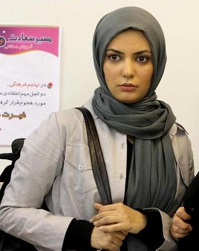 11895 533 بازیگران زن ایرانی پشت دوربین با حجابی متفاوت