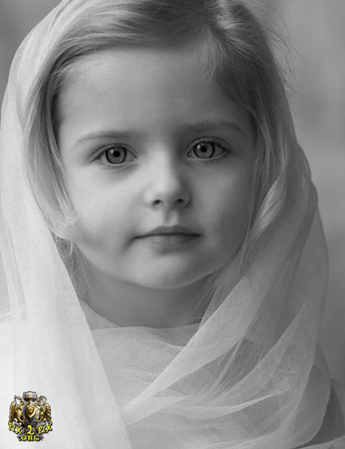 1316183216 19 دختر بچه های خیلی ناز و زیبا+عکس