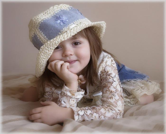 13 دختر بچه های خیلی ناز و زیبا+عکس