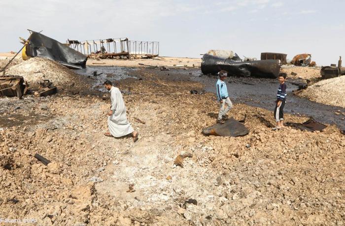 (تصاویر) 2014، سال خیزش داعش
