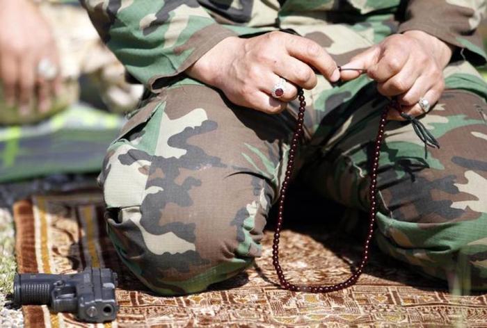 (تصاویر) عملیات بزرگ علیه داعش