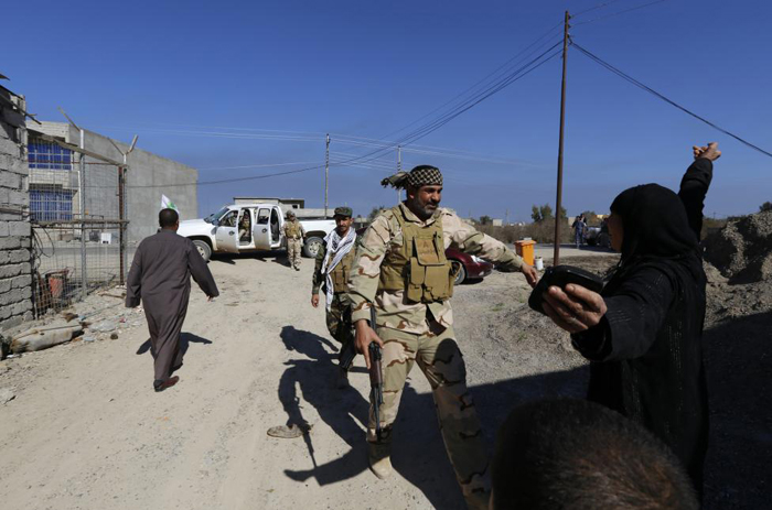 (تصاویر) آزادی شهر استراتژیک از دست داعش