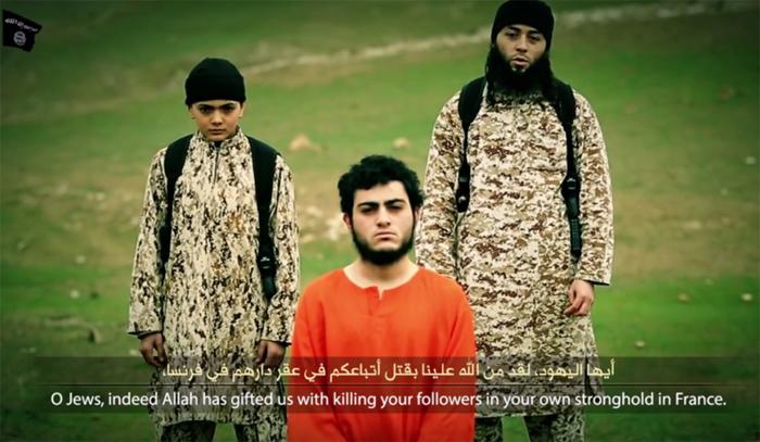 (تصاویر) جلاد نوجوان داعش