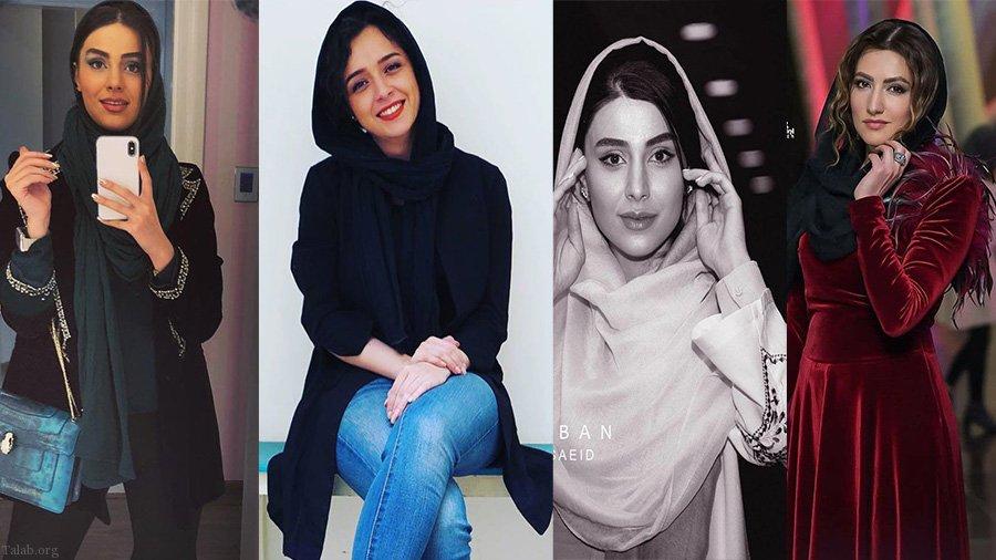 خوشگل-ترین-عکس-های-لورفته-بازیگران-زن-ایرانی 98