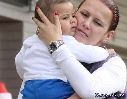 عکس لختی خواهر رونالدو (3)
