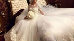 ناز ترین مدل های لباس عروس اروپایی (2)
