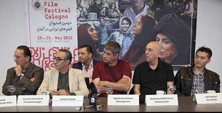 اخبار,اخبار فرهنگی ,فیلمهای ایرانی در آلمان