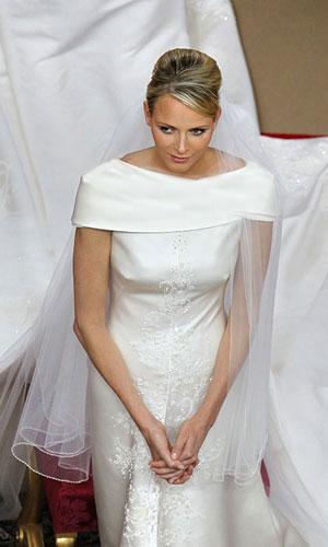 جذابترین لباس عروسی پرنسس های جهان,لباس عروس سلطنتی