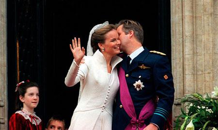 لباس عروسی پرنسس ها, تصاویر لباس عروسی پرنسس های جهان