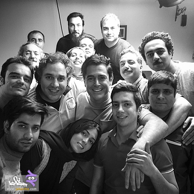 تصاویر محمدرضا گلزار