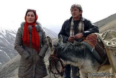 احمد حامد (تهیه کننده) - فاطمه معتمدآریا (بازیگر)