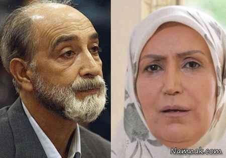 عکس بازیگران ایرانی کنار همسرانشان