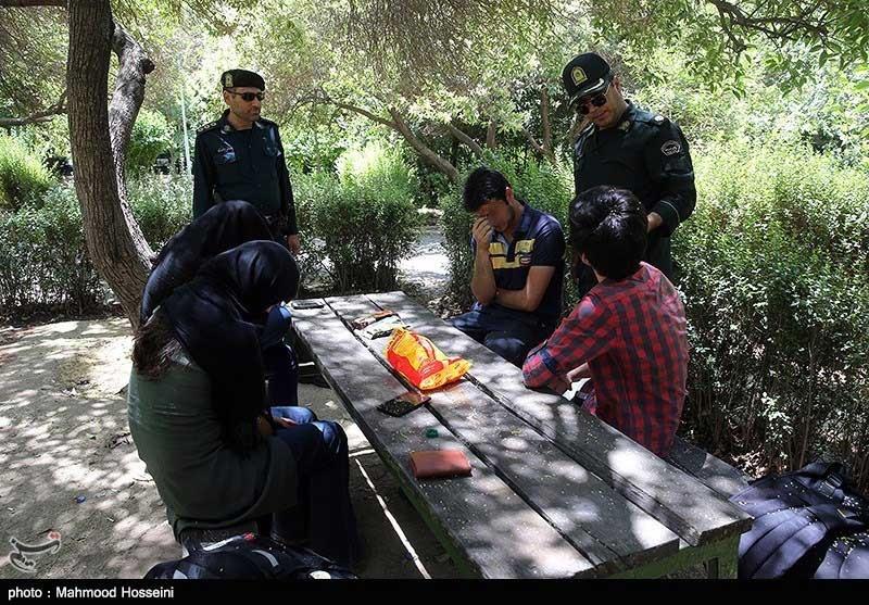 تذکر پلیس به روزهخواران در ماه مبارک رمضان 94+عکس