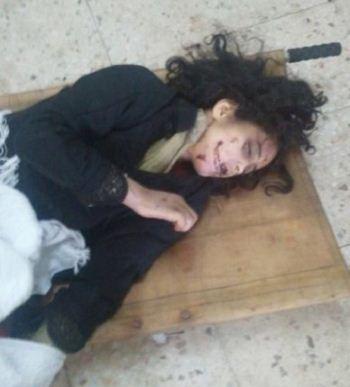 تجاوز افراد داعش به دختر نوجوان شیعه