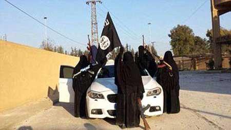 اعترافات هولناک فرمانده ارتش زنان داعش (تصاویر +16)