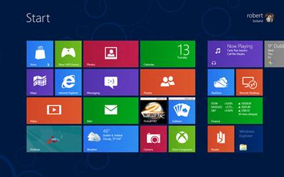بیشتر کردن کاشیها در صفحه شروع ویندوز 8.1