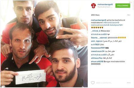 محسن بنگر، فوتبالیست