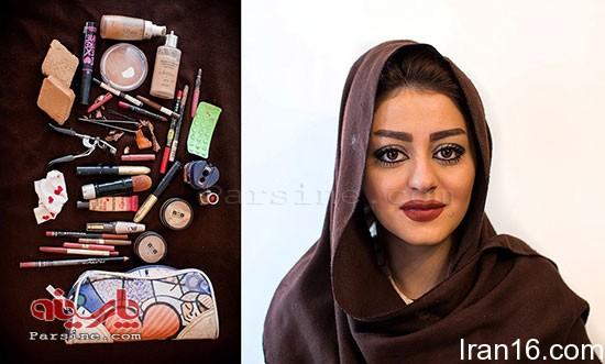 تصاویر آرایش دختران ایرانی -iran16.com  (13)