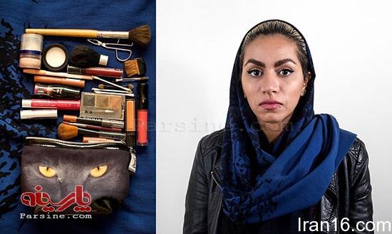 تصاویر آرایش دختران ایرانی -iran16.com  (9)