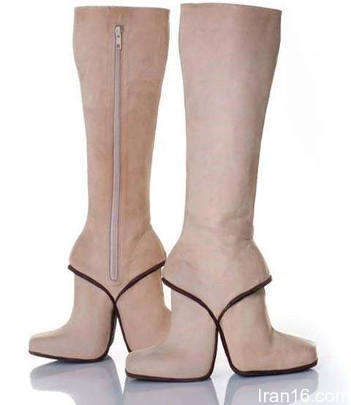 کفش_خیلی_جالب_و_مدل_جدید