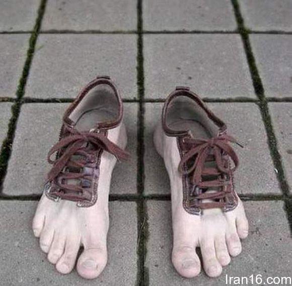 کفش_های_خیلی_جالب