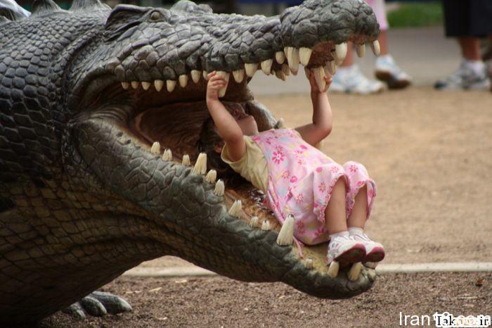 عکسهای جالب از کودکان