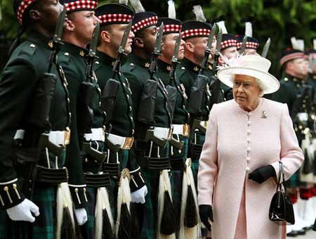 عکسهای جذاب,تصاویر دیدنی,ملکه الیزابت