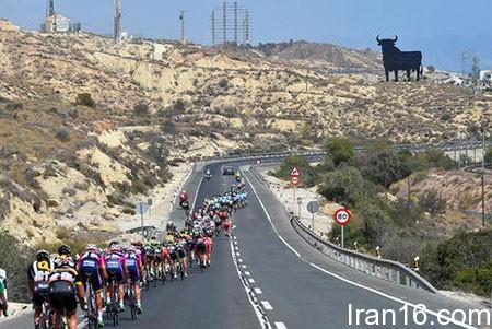 تصاویر دیدنی,تصاویر جالب,مسابقات دوچرخه سواری
