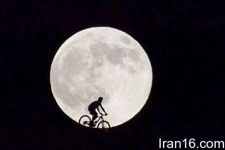 عکسهای جذاب,تصاویر جالب,دوچرخه سواری