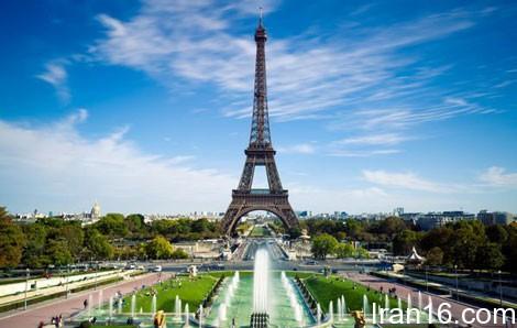 مکان های جذاب و دیدنی شهر پاریس