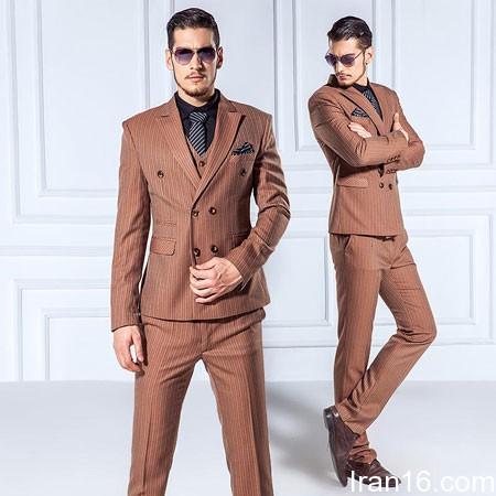 کت و شلوارهای مدرن, کت و شلوارهای مردانه