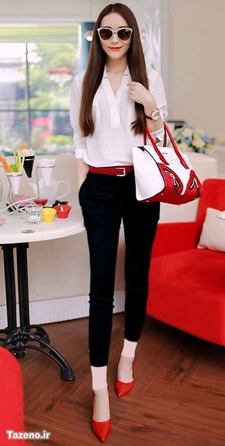 لباس دخترانه 94 ,مدل لباس تابستانی 94 , پیراهن دخترانه کره ایی 94