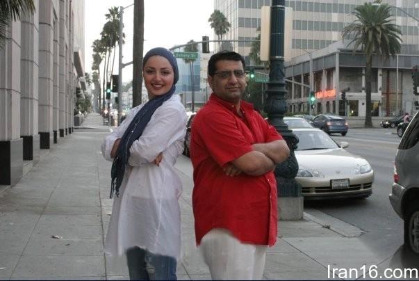 بازیگران مشهور در خارج از ایران