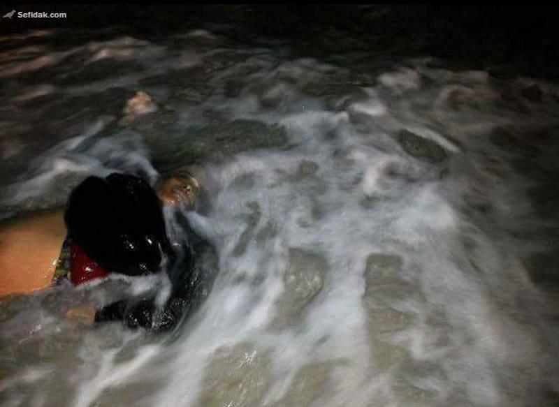 غرق شدن کودکان سوری