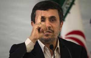 آخرین اظهارات احمدینژاد: دوره مال مردمخوری به پایان میرسد