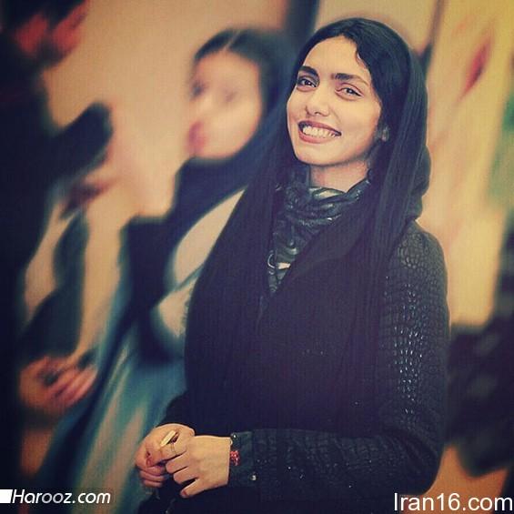 عکس دختر ناصر در سریال تعبیر وارونه یک رویا