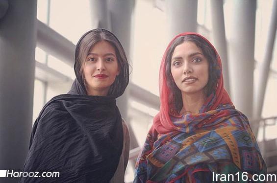 عکسهای بی حجاب بازیگران زن ایرانی