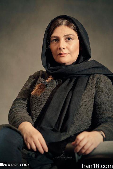 عکسهای جدید هنگامه قاضیانی بازیگر سینمای ایران