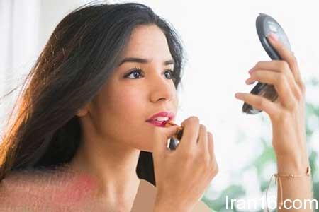 چطور با آرایش پف و ورم صورتتان را بپوشانید؟