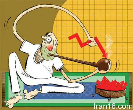 کاریکاتور سیگار کشیدن, کاریکاتورهای طنز