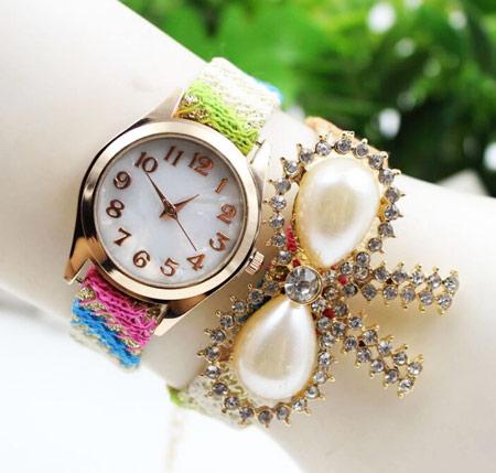 شیک ترین ساعت دخترانه,ساعت مچی دخترانه