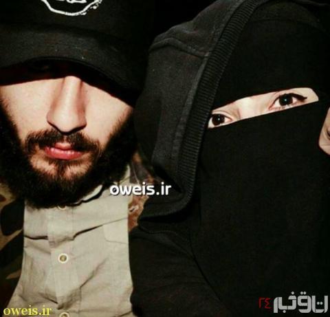 سلفی های یک زن داعشی در اینستاگرام+تصاویر