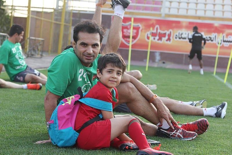 عکس های تلخ از هادی نوروزی