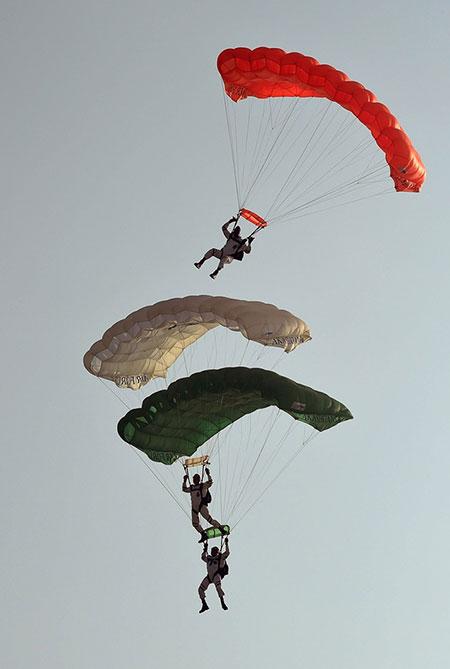 عکسهای جالب,عکسهای جذاب,پرچم هند