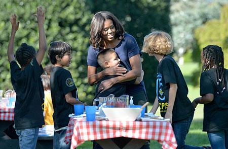عکسهای جالب,تصاویر جالب,میشل اوباما